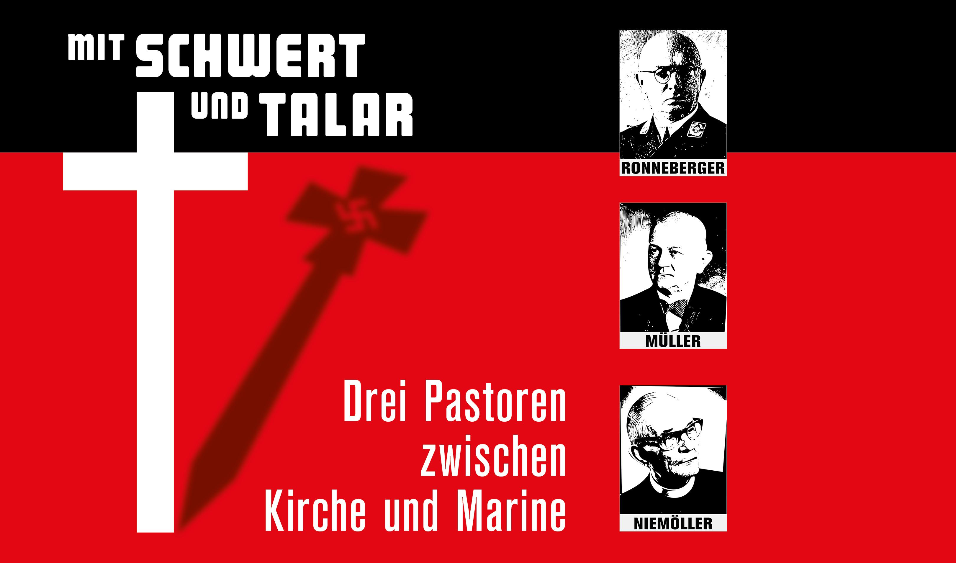 Banner Schwert und Talar