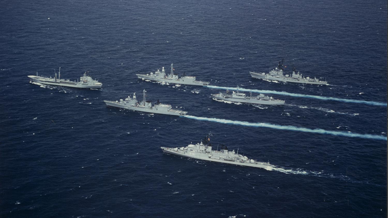 Verband in See (PIZ Marine)