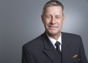Kapitän zur See Dr. Jörg Hillmann (Foto: privat)