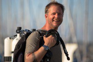 Dr. Florian Huber (Foto: submaris)