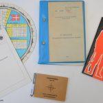 Ausbildungsunterlagen BuMa und VM (Foto: Sammlung Deutsches Marinemuseum)